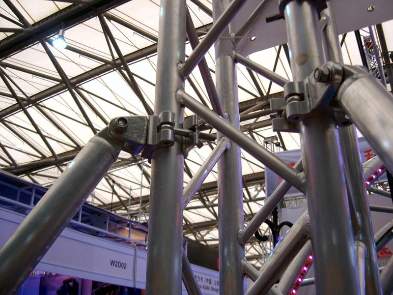 Steel Coupler For Aluminum Truss : Tourgo aluminum coupler light clamp truss accessories