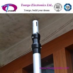 9' - 16' Telescopic Upright, Two-Piece Pipe