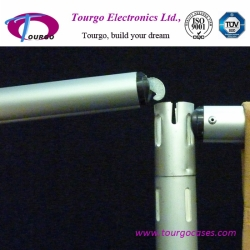 8' - 14' Telescopic Crossbar - Button Lock