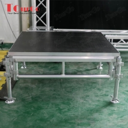 TourGo 4ft x 4ft Aluminum Stage Platform on Sale