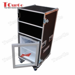 TourGo Event Fridge Production Flight Case