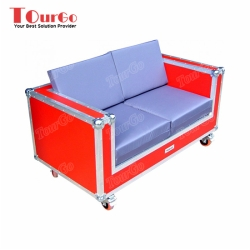 Customized Portable Sofa flight Case For Sale