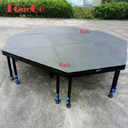 China Custom Aluminum Stage Platform For Trade Show