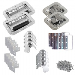 Road Case Hardware Kit for Medium Case