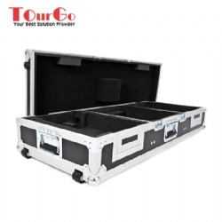PIONEER - DENON - TECHNICS - CDJ COFFIN AND 12 INCH MIXER FLIGHT CASE