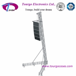 Speaker Truss,Max Height: 6.5M; Max Loading:650KG