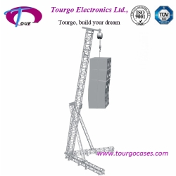 Speaker Truss, Max Height:8M; Max Loading:800KG
